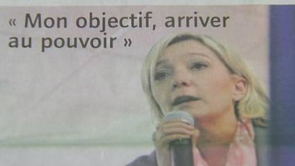Marine Le Pen, un fenomen mediàtic a França