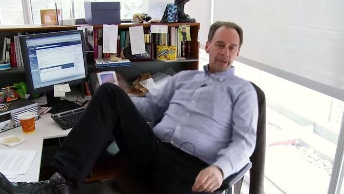 "Mor el columnista de ""The New York Times"" David Carr, als 58 anys"