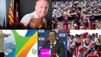 Resum de l'any: esports