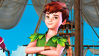 Les noves aventures de Peter Pan