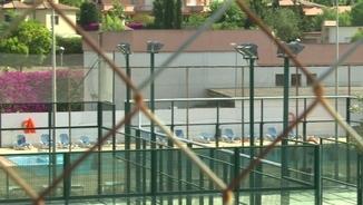 Piscina del Club de Tennis Vilanova