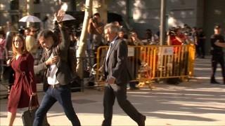 """Portada Terribas: """"El problema de l'estat espanyol es diu revolta social, transversal, resistent i sense por"""""""