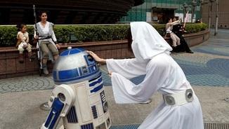 """Per què la saga """"Star Wars"""" s'ha convertit en un fenomen mundial?"""