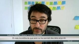 """""""L'hora dels deures"""", de Ludovic Vieuille, l'etern debat sobre els deures escolars"""
