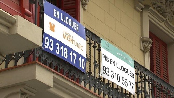El president espanyol proposa la pròrroga forçosa de 5 anys als lloguers