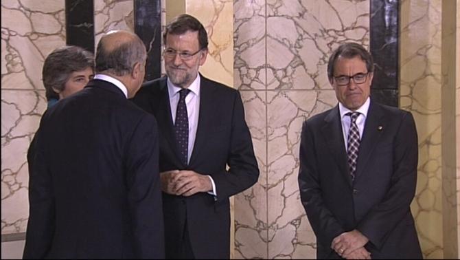 Artur Mas destaca el compromís de Catalunya amb Europa i la Mediterrània