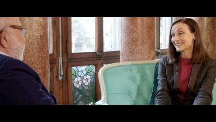 Tota l'entrevista de Jaume Figueras a l'actriu Carme Elías