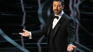 La ironia de Jimmy Kimmel amb Donald Trump