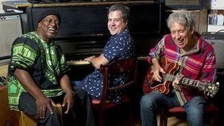 Elvin Bishop i Selwyn Birchwood