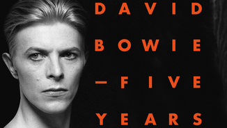 """""""David Bowie: Five Years"""", de Francis Whately"""