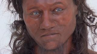 El primer britànic era negre