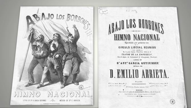 """¡Abajo los Borbones!"": un himne molt popular al s. XIX"