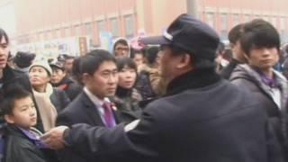 """La Xina dissol una """"no-protesta"""""""