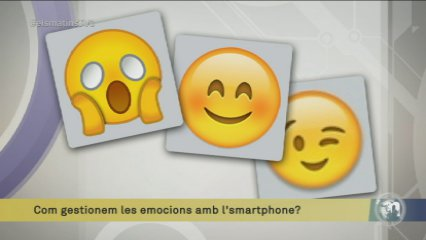 Expressem emocions a través del mòbil?