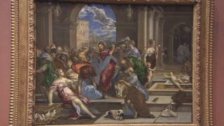 El Greco, a la National Gallery de Washington
