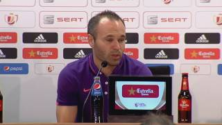 Iniesta i Busquets, prudents