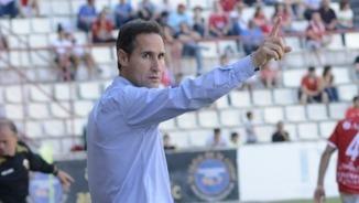 L'entrenador del Nàstic, Vicente Moreno