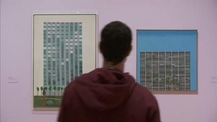 Retrospectiva de David Hockney a la Tate de Londres