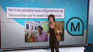 """Empar Moliner: """"Que desmuntin la Sagrada Família peça per peça i que se l'emportin a Burgos"""""""