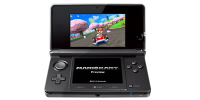 Nintendo adverteix de possible fatiga ocular quan es juga amb la Nintendo 3DS