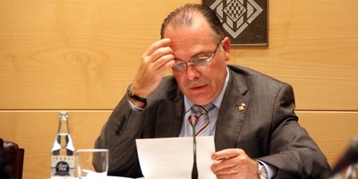 Jaume Torramadé, en una imatge d'arxiu