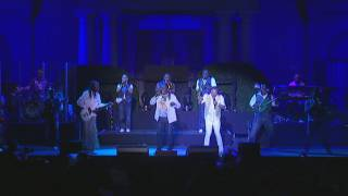Earth, Wind and Fire a Pedralbes
