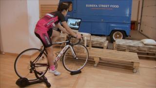 Fer ciclisme des de casa