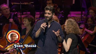 "Joan Dausà canta ""Connectem"""