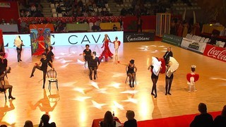 """Zona de ball"": Showdance absolut Salou"