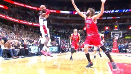 Top3 NBA: John Wall decideix a Washington