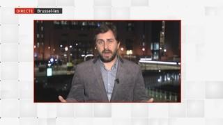 """Toni Comín: """"L'estat espanyol té una ànima colpista i fa un ús contrari de l'estat de dret"""""""