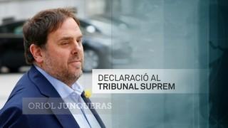 Així van acatar la legalitat vigent Junqueras i els exconsellers davant el Suprem