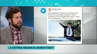 """Kike García, cofundador d'""""El Mundo Today"""": """"El Big Bang va ser a les 3.30"""""""