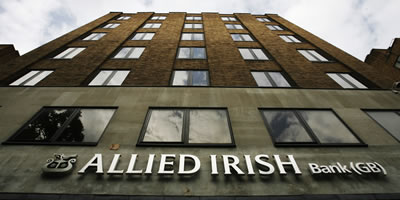 L'entitat irlandesa Allied Irish Banks (AIB)