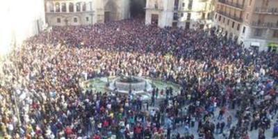 El PP veta una declaració en record de les víctimes de l'accident del metro de València