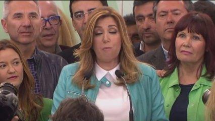 Triomf del PSOE a les eleccions andaluses