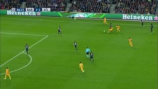 F.C. Barcelona, 2 - At.Madrid, 1 - partit sencer