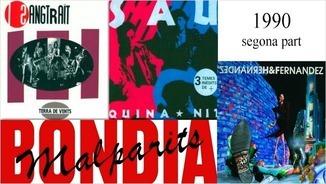 1990: El rock català esdevé un fenomen de masses. Segona part