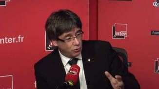 Carles Puigdemont a France Inter