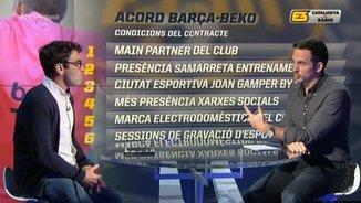 Gossip: El acord Barça - Beko en risc... per un jugador