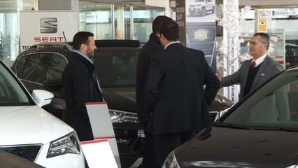 Les vendes de cotxes el 2017 pugen a Catalunya un 7%