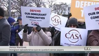 Trump no renova els papers a 250.000 salvadorencs i hauran de marxar dels EUA abans d'un any i mig