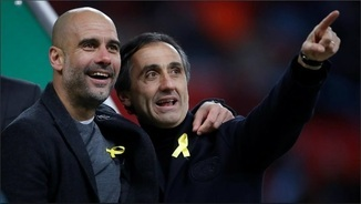 """Tertúlia esportiva: """"Guardiola ha exportat l'obra de Cruyff a Alemanya i ara a Anglaterra"""""""
