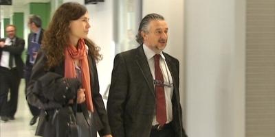 Esteve Escuer assegura que lliurarà 13.000 euros al jutge per evitar que li embarguin béns i es nega a declarar