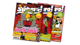 "La revista ""Súpers!"""