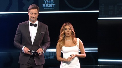 """Gala FIFA """"The Best"""""""