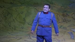 """El bis dels nou dos de pit de Javier Camarena al Liceu amb """"La fille du régiment"""""""