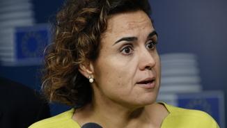 Dolors Montserrat acusa l'independentisme de l'eliminació de Barcelona com a seu de l'EMA