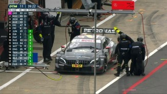 DTM Brands Hatch 2
