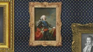 Història de reis Espanya retrats